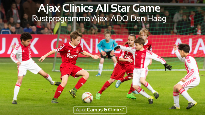Ajax Clinics All Star Game