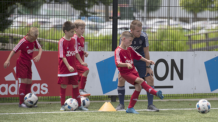 Ajax Camps 2017 van start