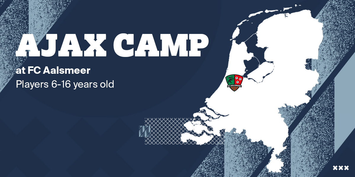 Ajax Camp at FC Aalsmeer