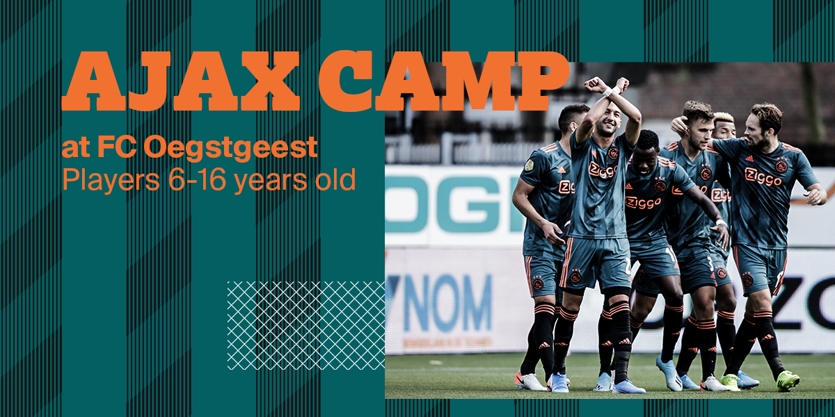 Ajax Camp at FC Oegstgeest