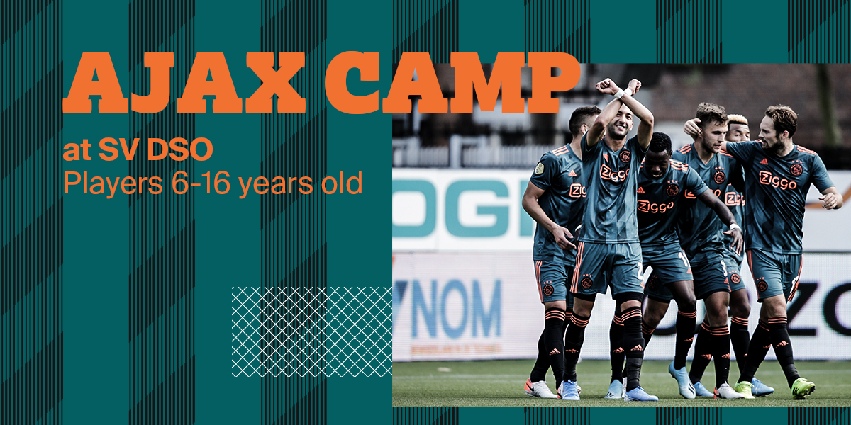 Ajax Camp at SV DSO