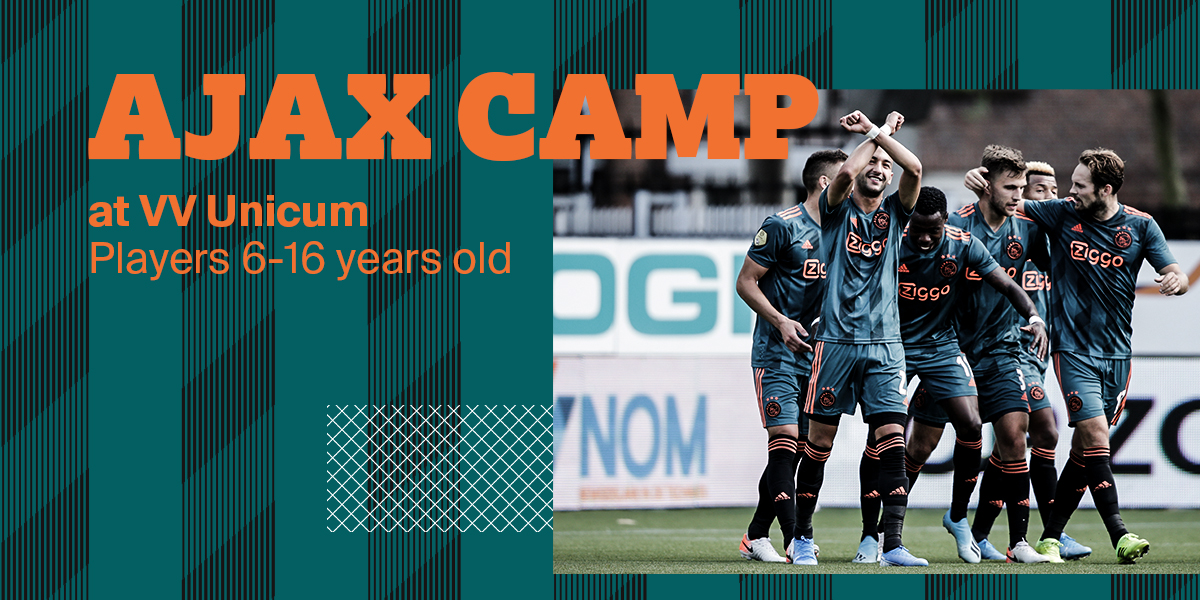 Ajax Camp at VV Unicum
