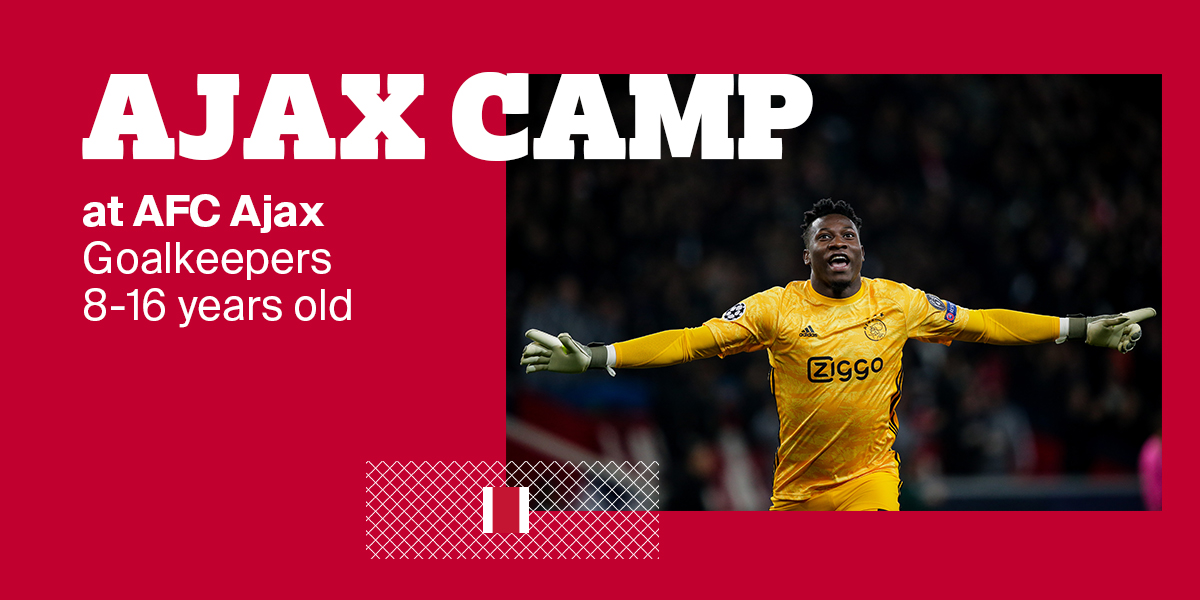 Ajax Goalkeeper Camp