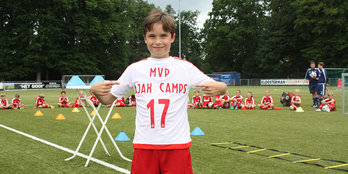 Ajax Camp at BFC Bussum