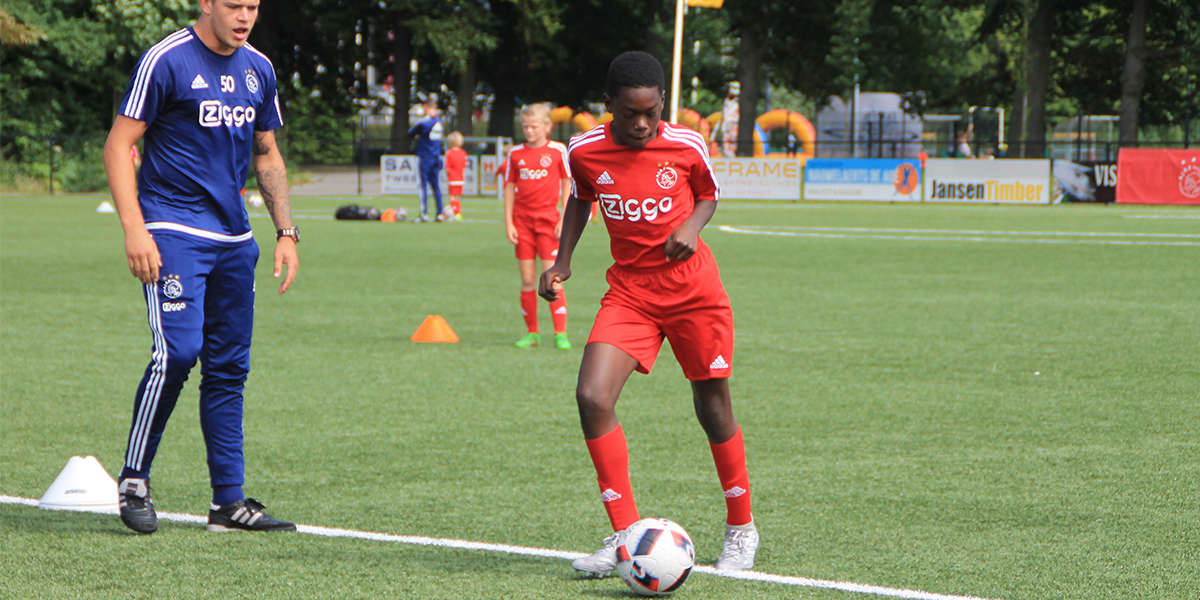 Ajax Camps at BVC Bloemendaal