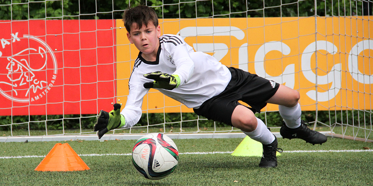 Ajax Goalkeeper Camps at de Toekomst