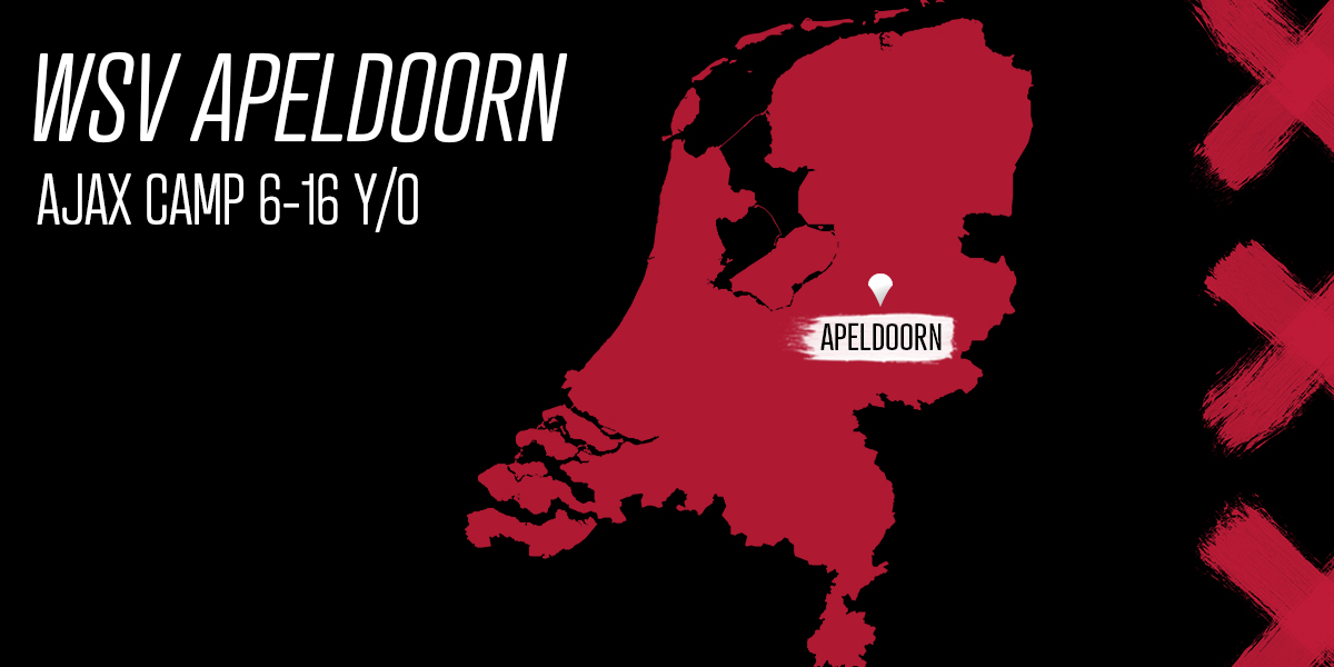 Ajax Camp WSV Apeldoorn week 35