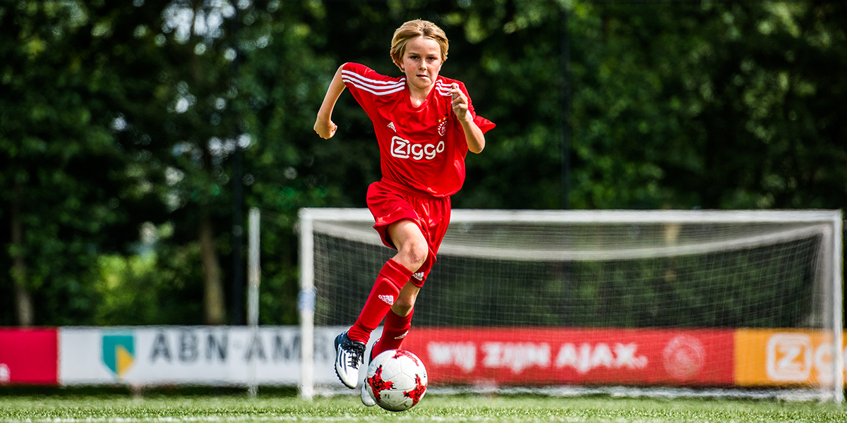 Ajax Camp at WSV Apeldoorn