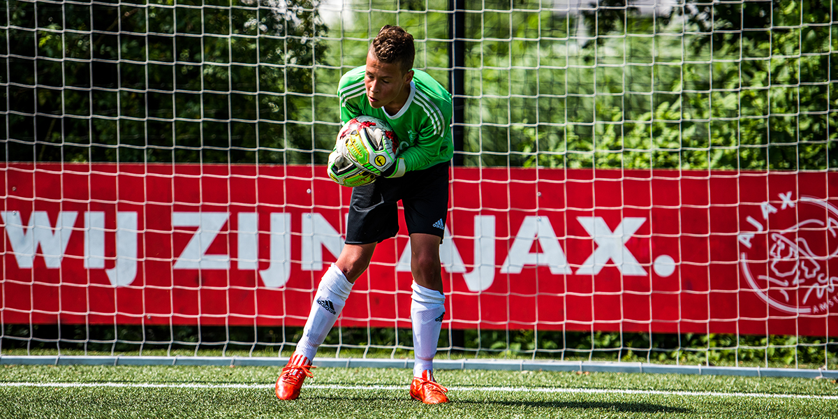 Ajax Masterclass Keepers (12-16 jaar)