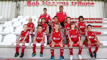 Ajax Camps & Clinics Selectieteam