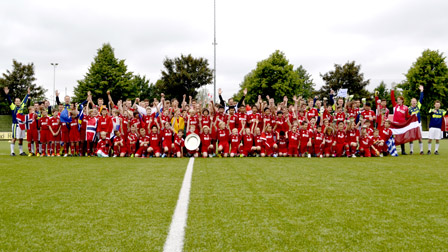 Extra Ajax International Camp week