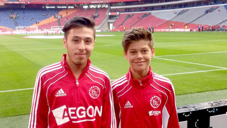 Special thanks for Ajax Camp participants