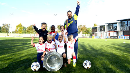 End of two weeks Ajax Clinics